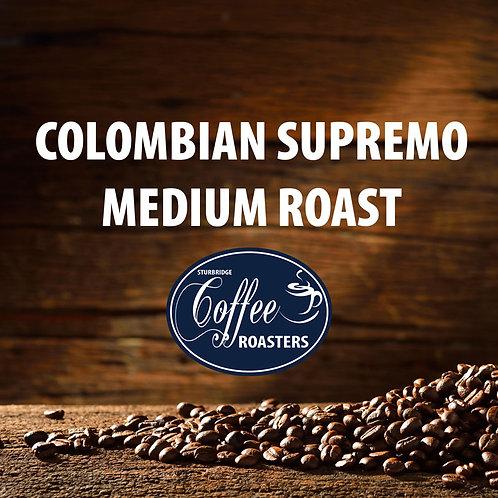 Colombian Supremo - Medium Roast