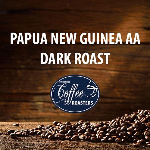 Papua New Guinea (PNG) AA - Dark Roast