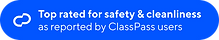ClassPass - Top Rated for Safety & Cleanliness - Blue Badge.png