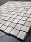 Dusky Granite Stone Mosaic