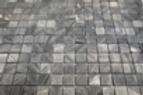 Marbled Mini Gray Stone Mosaic