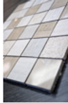 Faded Onyx Stone Mosaic
