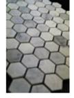 Dappled Grey Stone Mosaic