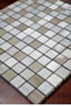 Eramosa Silver Stone Mosaic