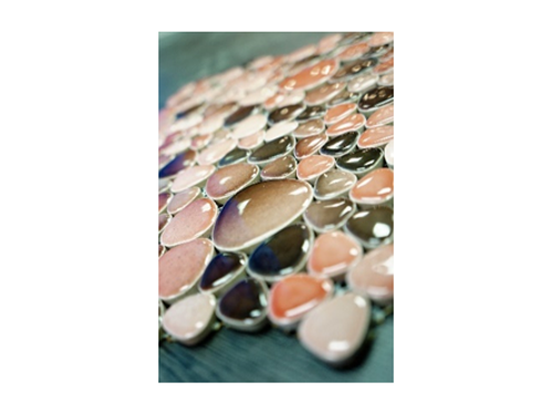 Tart Pebble Ceramic Mosaics