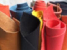 mil cuir maroquinerie artisanale française fait mains sac pocette accessoire