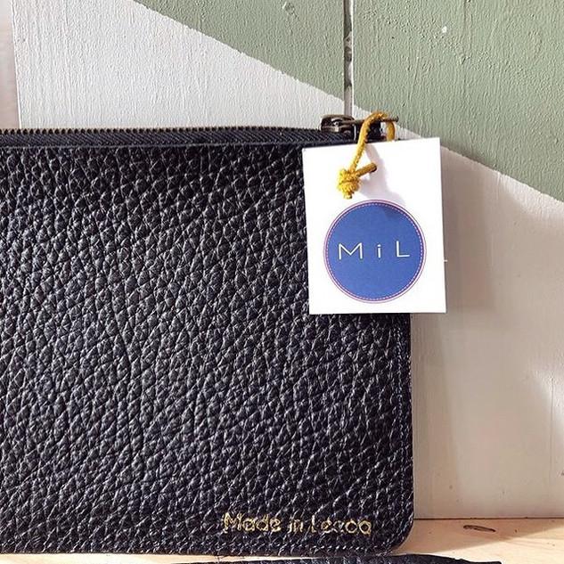 pochette cuir responsable maroquinerie francaise