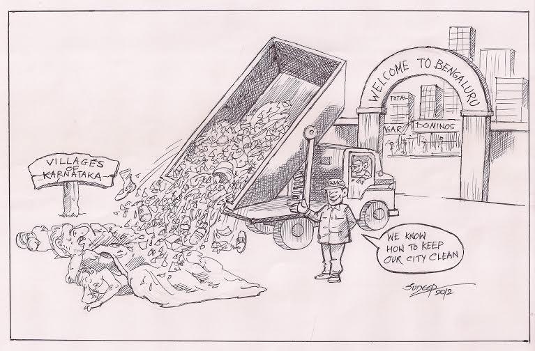 Dumping Saaku