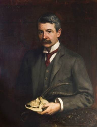Dr. Oldfield Thomas, Natural History Museum.