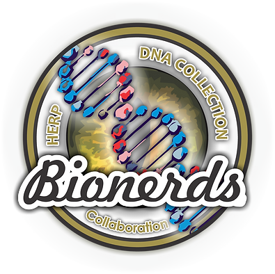 Herp DNA Collection Collaboration Logo P
