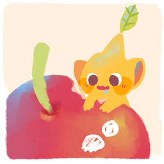 The hungry hungry Pikmin