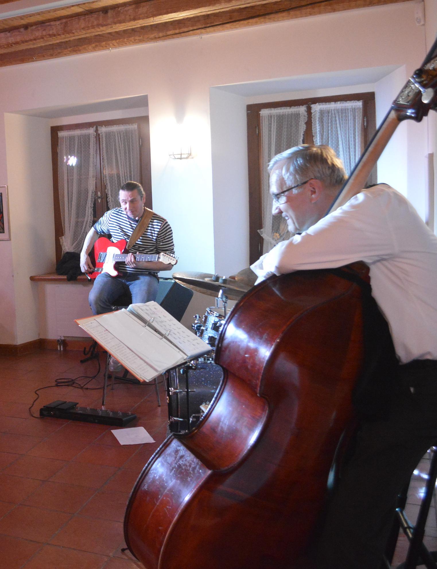 Jazz-Duo