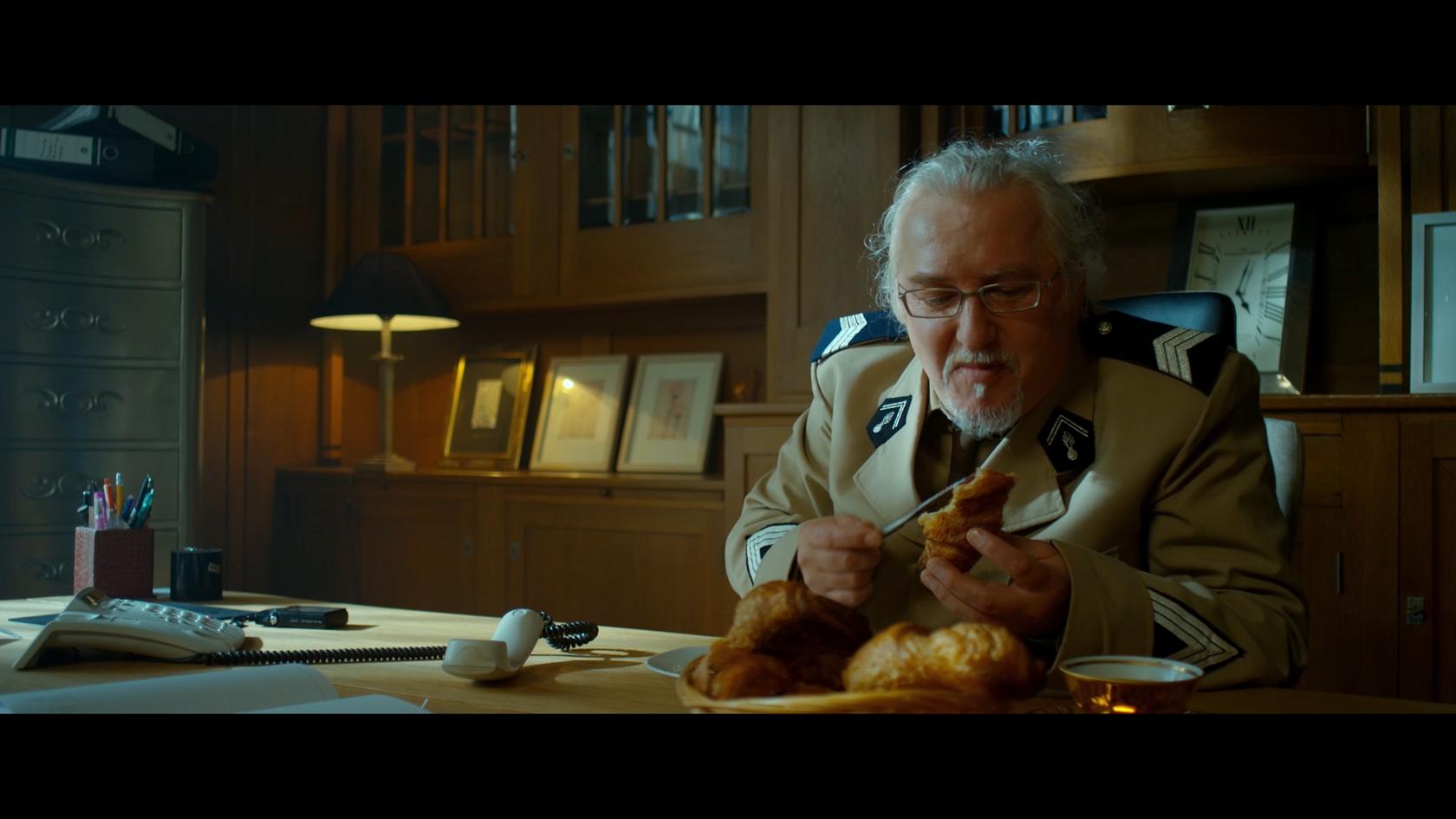 Ingo Frischeisen as Gendarm
