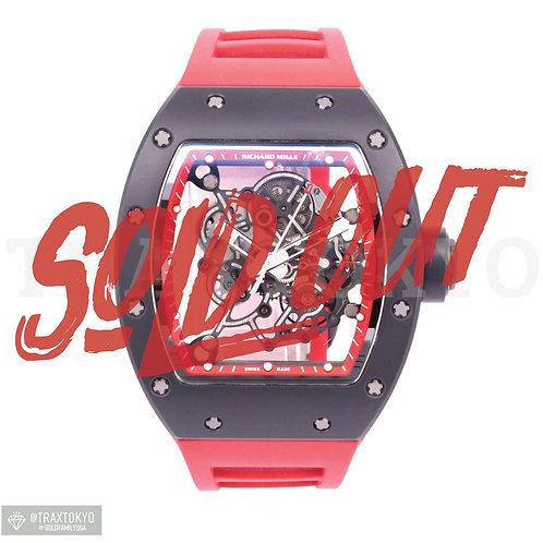リシャールミル RICHARD MILLE RM055 AN Ti バッバワトソン アメリカエディション Americas Edition 限定30本 メンズ
