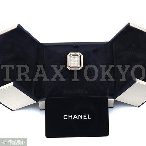 シャネル CHANEL プルミエール ミッドナイトインヴァンドゥーム リングウォッチ 世界1本限定 純正ダイヤモンド 12号 レディース