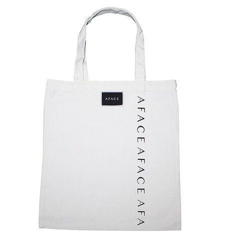 WHITE TOTE BAG STYLE 4