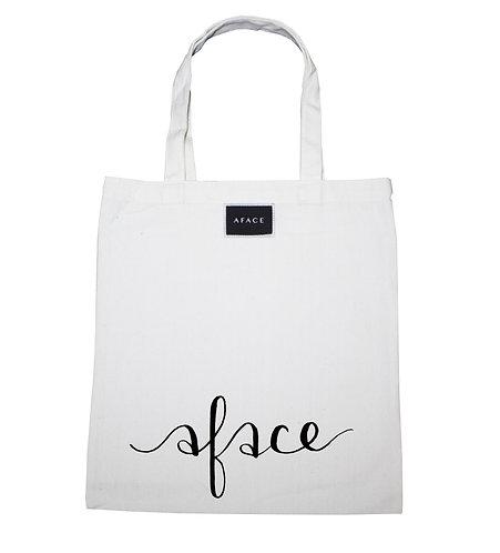 WHITE TOTE BAG STYLE 3