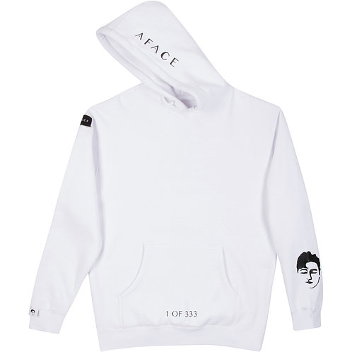 WHITE HOODIE STYLE 2