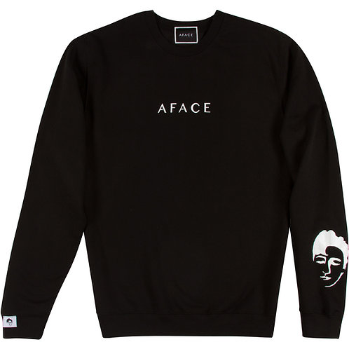 BLACK AFACE SWEATSHIRT II