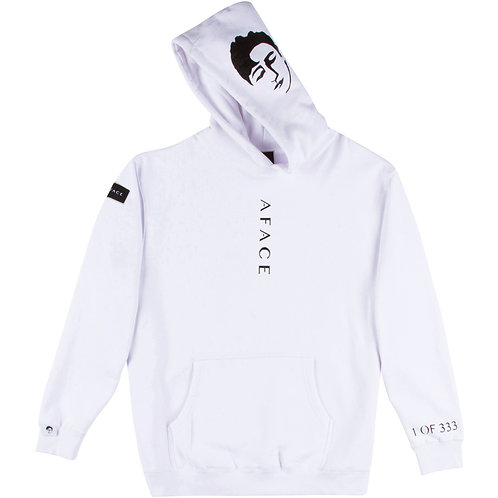 WHITE HOODIE STYLE 1