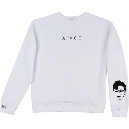 WHITE AFACE SWEATSHIRT II