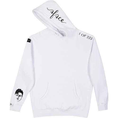 WHITE HOODIE STYLE 4