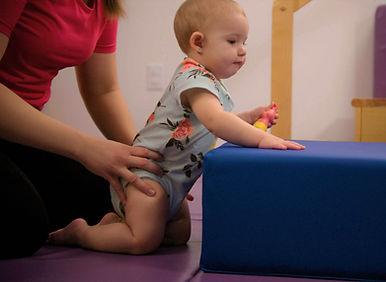 Physiothérapie pour enfants