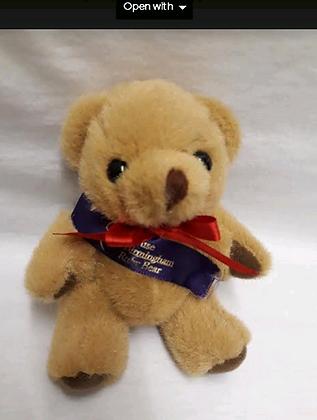 Ruby Bear