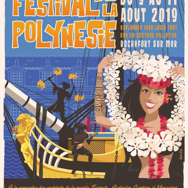 Festival Polynésien de Rochefort