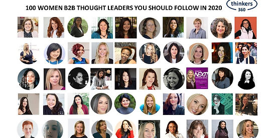 100-Women-B2B-Thought-Leaders-You-Should
