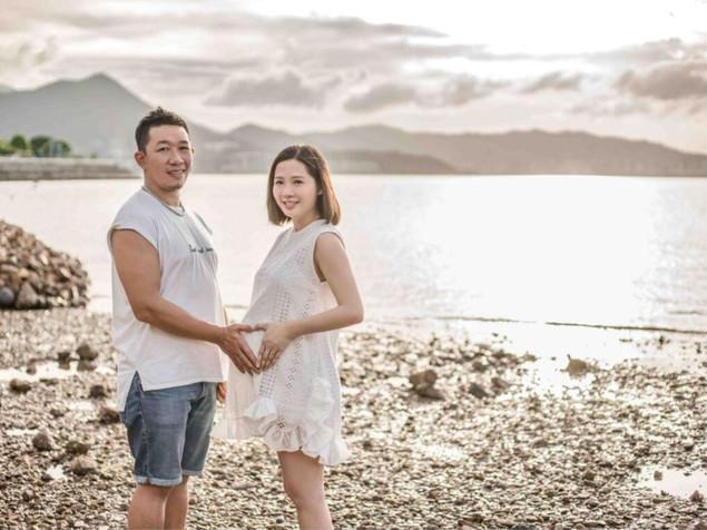 pregnancy family 孕婦拍攝 家庭拍攝youniquehk family photo 親子攝影