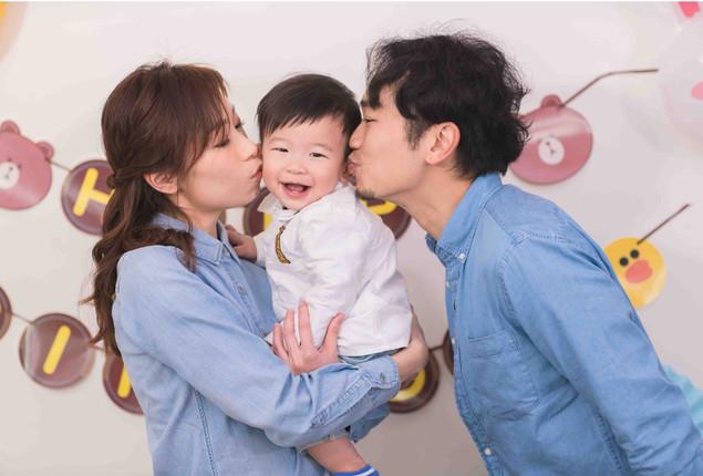 youniquehk family photo 親子攝影