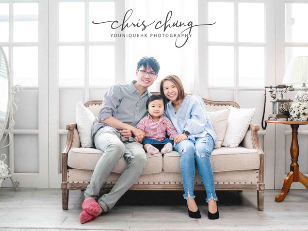 Ching & Vincent family