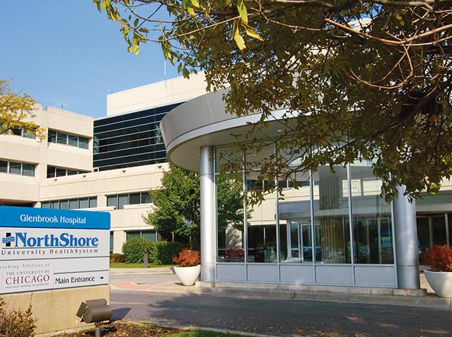 Glenbrook Hospital Office