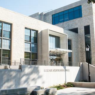 Northwestern University - Kresge Centennial Hall Addition