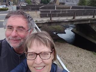 Stage 1: Mytholmroyd to Sowerby Bridge