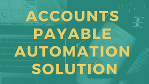 Automating accounts payable with intelligent automation