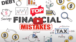 Top Financial Mistakes