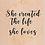 Thumbnail: The life she loves