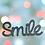 """Thumbnail: Décoration en bois """"Smile"""""""