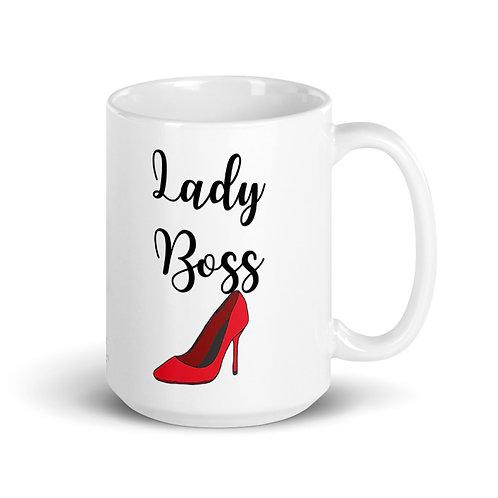 "Tasse ""Lady Boss"""