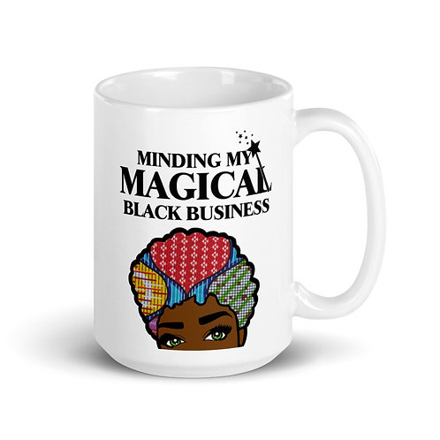 Minding my black business