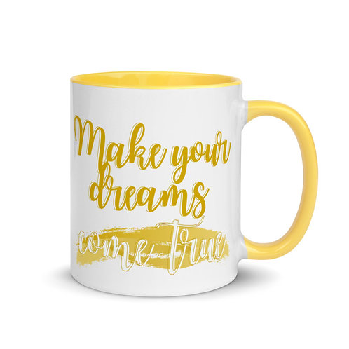 "Tasse ""Your dreams"""