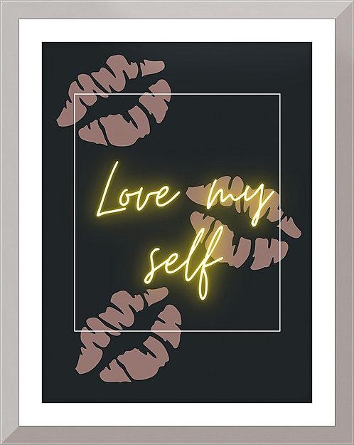 Love my self