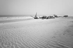 Wreck of the Atlantic Pride