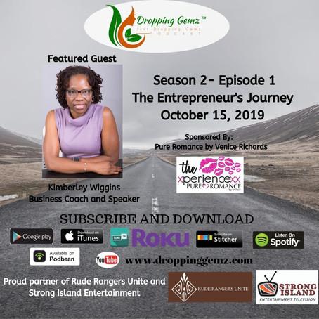 The Entrepreneur's Journey