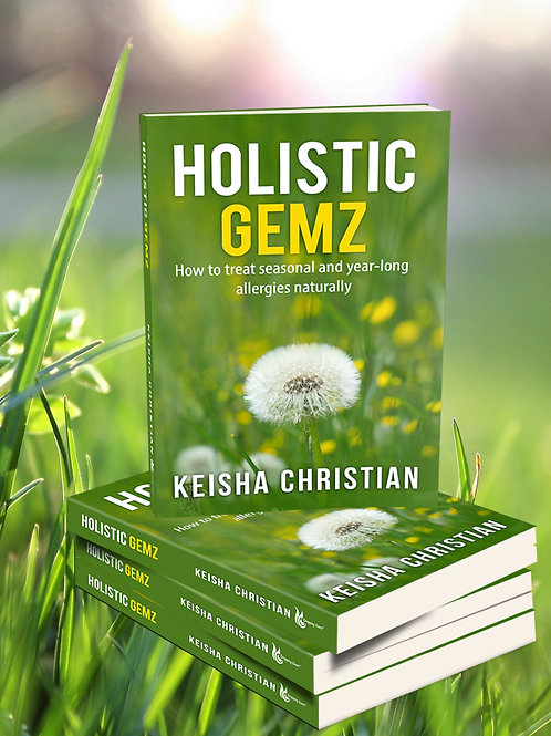 Holistic Gemz: How to Treat Seasonal and Year-long Allergies Naturally