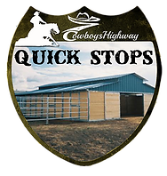 CowboysHighway Quick Stops Horse Travel