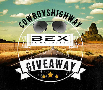 ENTER THE COWBOYSHIGHWAY BEX SUNGLASSES GIVEAWAY