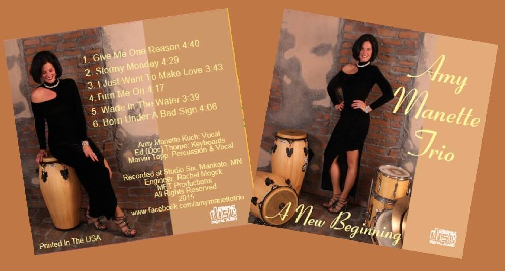 Amy Manette CD